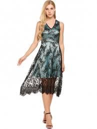 light blue sleeveless dress light blue sleeveless satin v neck dress