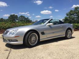 55 amg mercedes for sale mercedes sl 55 amg convertible in jersey for sale used