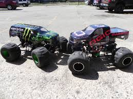 rc monster trucks grave digger lets see your rc trucks monster mayhem discussion board