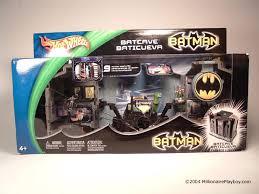 millionaire playboy toys deskmates hotwheels batcave