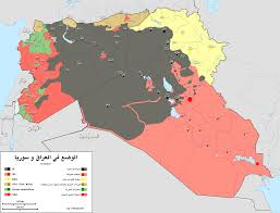 Iraq World Map by Syria And Iraq Map By Pro Is Nowresr 1 June 2015 Syriancivilwar