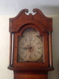 the tiger maple grandfather clock the materials of history