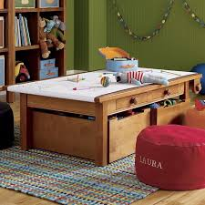 playroom table with storage kids activity table with storage randallhoven com