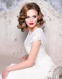 40 wedding hairstyles for short to mid length hair herinterest com