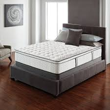 serta lux suite eurotop queen mattress set sam u0027s club