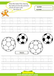 tracing paper for writing practice kids under 7 alphabet worksheets trace and print letter b trace and print letter b