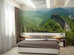 nature inspired eye deceiving wall murals to make your home look