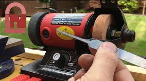 Bench Grinders Review 268 Banggood Com Review Mini Bench Grinder Youtube