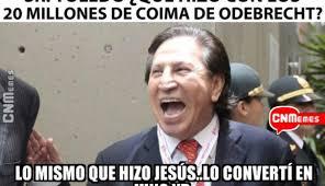 Jesus Alejandro Memes - de la indignación a la risa alejandro toledo se merecía sus memes y