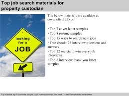 Custodian Sample Resume by Cover Letter Sample Custodian Resume Samples Ideas Sample