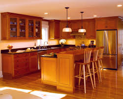 light cherry wood kitchen cabinets why is cherry wood cabinets the most trending thing now