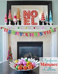 Bright Christmas Decorations Best 25 Bright Christmas Decorations Ideas On Pinterest