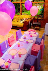 standard party table size covering worcestershire and the west midands childrens table and