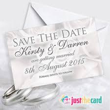 Save The Date Envelopes Wedding Save The Date Cards Ebay