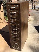 index card file cabinet vintage 1940 s art metal index card filing cabinet latch drawer