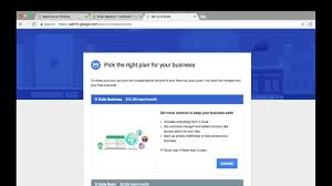 Google Com Business Email by Shopify Dropshipping Tutorial Part 13 Setting Up Professional
