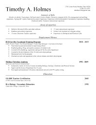 Sample Resume For Lab Technician by Laboratory Technician Resume Sample Example Png Sample Medical