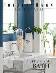 online catalog bed u0026 bath late spring 2017 pottery barn