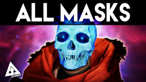 destiny festival of the lost all masks halloween event youtube