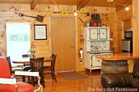 Mountain Cabin Decor The Cozy Old