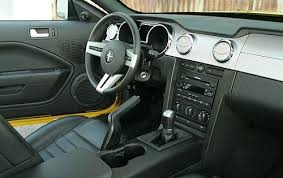 Black Mustang Gt Convertible For Sale Used 2005 Ford Mustang Convertible Pricing For Sale Edmunds