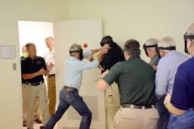 active shooter training for office workers used to be about hiding