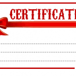 10 christmas gift certificate template free download