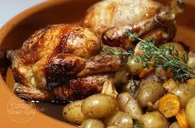 cuisiner le coquelet la cantine de carole coquelets garnis aux pommes et noix