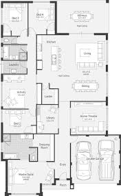 Porter Davis Homes Floor Plans 14 Best House Plans Images On Pinterest Architecture House