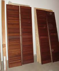 Slatted Closet Doors Bi Fold Louvered Closet Doors California 2