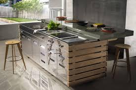 cucine piani cottura cucinare e vivere outdoor ambiente cucina