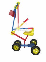 simple ride on excavator toy kid sand digger buy simple ride on