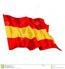 Spainish Flag Spanish Flag Stock Vector Illustration Of Nation Star 5753438