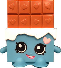 shopkins cheeky chocoate coin bank toys