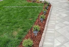 splendid cheap front yard ideas landscaping landscape fence and