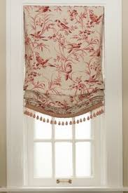 European Roman Shades - beautifully smocked silk curtains with sheer roman for the home