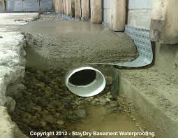 How To Stop Basement Leaks by Staydry Of Michigan Detroit Basment Waterproofing