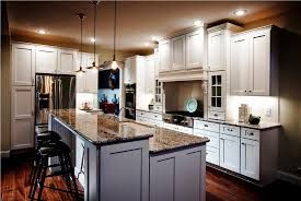 kitchen island layout