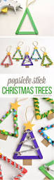 cute diy ideas for an alternative christmas tree decoration