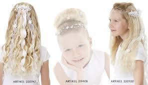 Frisuren Selber Machen Zum Ausgehen by Festliche Frisuren Kommunion Schneller Haare Wachsen