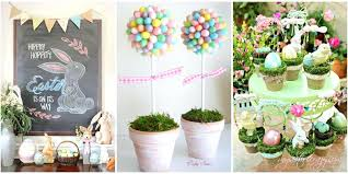 table decorations for easter easter table decoration uk wedding decor
