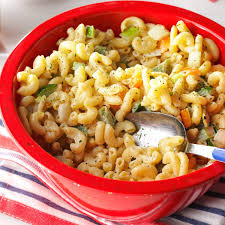 Creamy Pasta Salad Recipes by Summer Macaroni Salad Recipe Taste Of Home