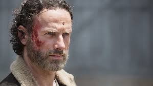 rick grimes hairstyle walking dead s andrew lincoln rick is a complete warrior in