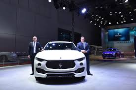 maserati kubang black maserati delivers its 100 000th car a 2017 quattroporte gransport