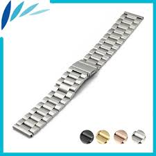 seiko bracelet metal images Stainless steel watch band 18mm 20mm 22mm 23mm 26mm for seiko jpg