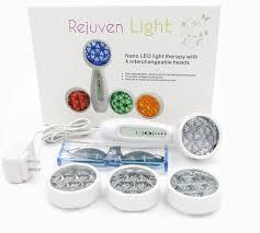 led light therapy system rejuven light led light therapy system