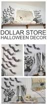 halloween mantle dollar store halloween dollar stores and store