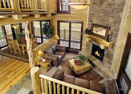 log home interiors yellowstone log homes favorite places