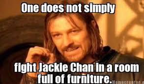 Jackie Meme - jackie chan