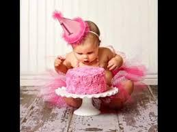 easy 1st birthday cake decorations for girls youtube
